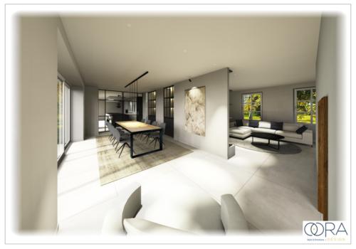 Projet-daménagement-dun-living Tournai 2021-08-06 Photo-3